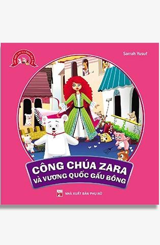 Công Chúa Zara Và Vương Quốc Gấu Bông